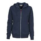 Damen Sweatjacke Printer
